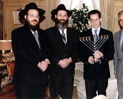 Dieudonne rencontre la communaute juive