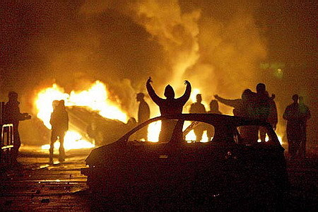 L'immigration Emeutes2005