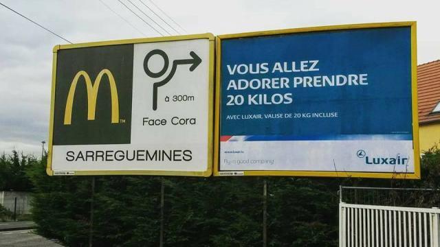 Publicité Moselle